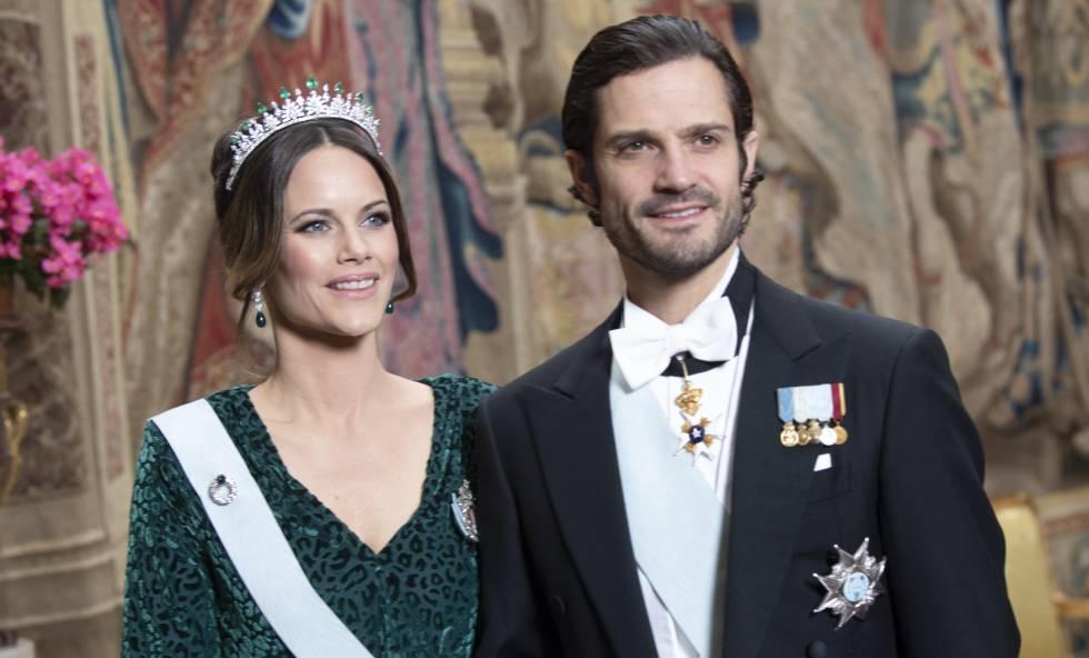 Karantinohen Princi dhe Princesha e Suedisë, rezultojnë pozitiv me koronavirus