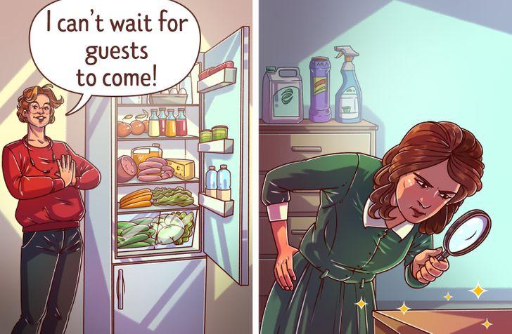Këto 5 detaje në shtëpi, tregojnë shumë për karakterin tuaj!