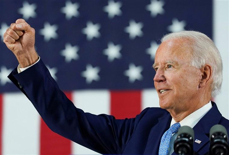 Biden kryeson në Michigan për herë të parë