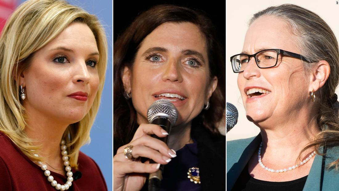Rekord i ri, rriten numri i grave pjesë e Kongresit amerikan