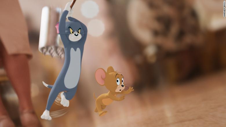 """""""Tom dhe Jerry"""" kthehen në botën e vërtetë, kur pritet të dalë filmi i ri"""