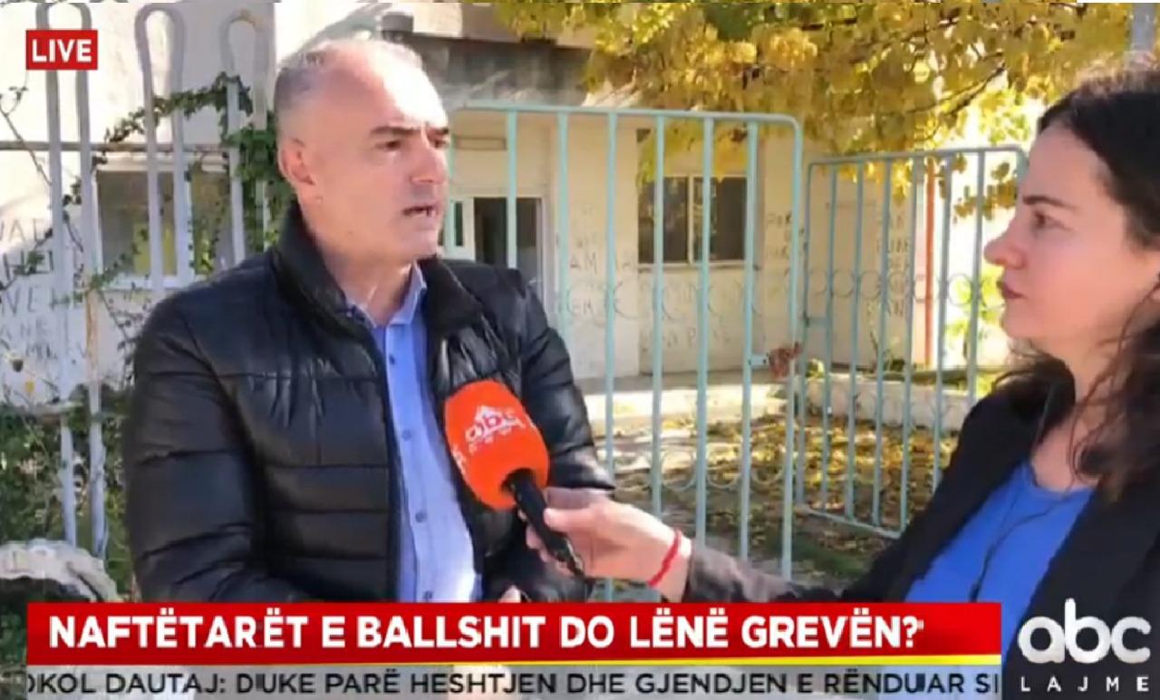 Greva e urisë në Ballsh, Dautaj: Dalim vetëm për të biseduar! Nuk negociojmë pagat e prapambetura