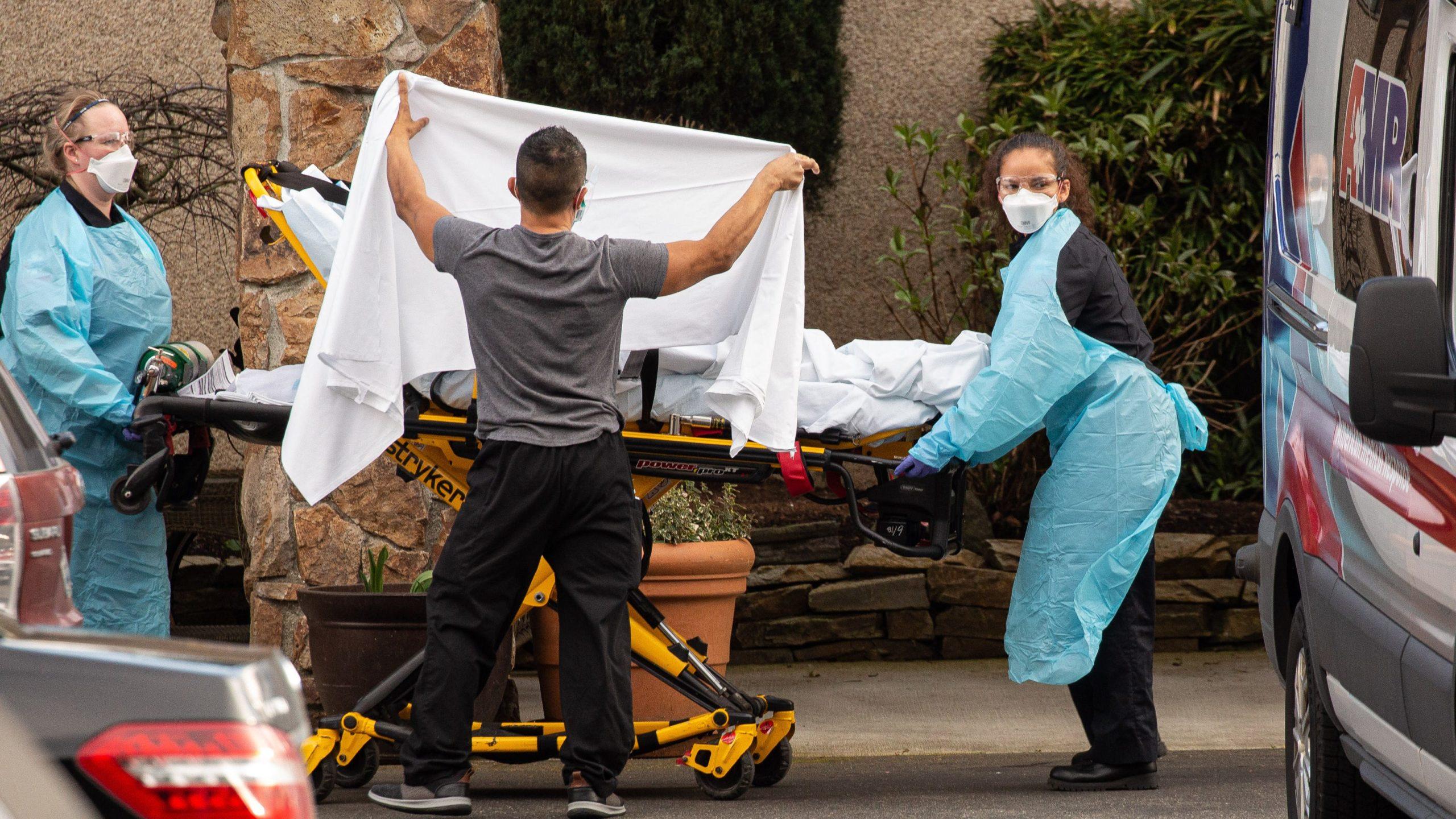 SHBA raporton 2,157 raste fatale nga Covid-19, një person vdes çdo 40 sekonda