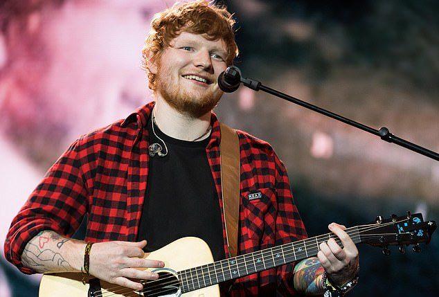 E shkroi kur ishte vetëm 13-vjeç, del në ankand albumi i parë i Ed Sheeran