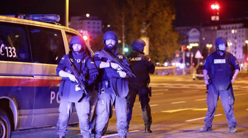 ISIS merr përsipër sulmin terrorist në Vjenë