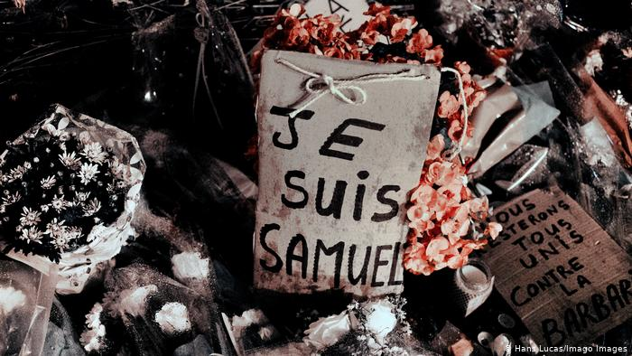 Katër nxënës të tjerë akuzohen për vrasjen e profesorit francez Paty