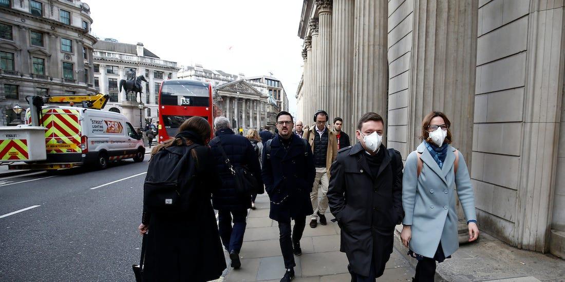 Qeveria britanike publikoi shifra të rreme në Maj për të justifikuar mbylljen e dytë të vendit