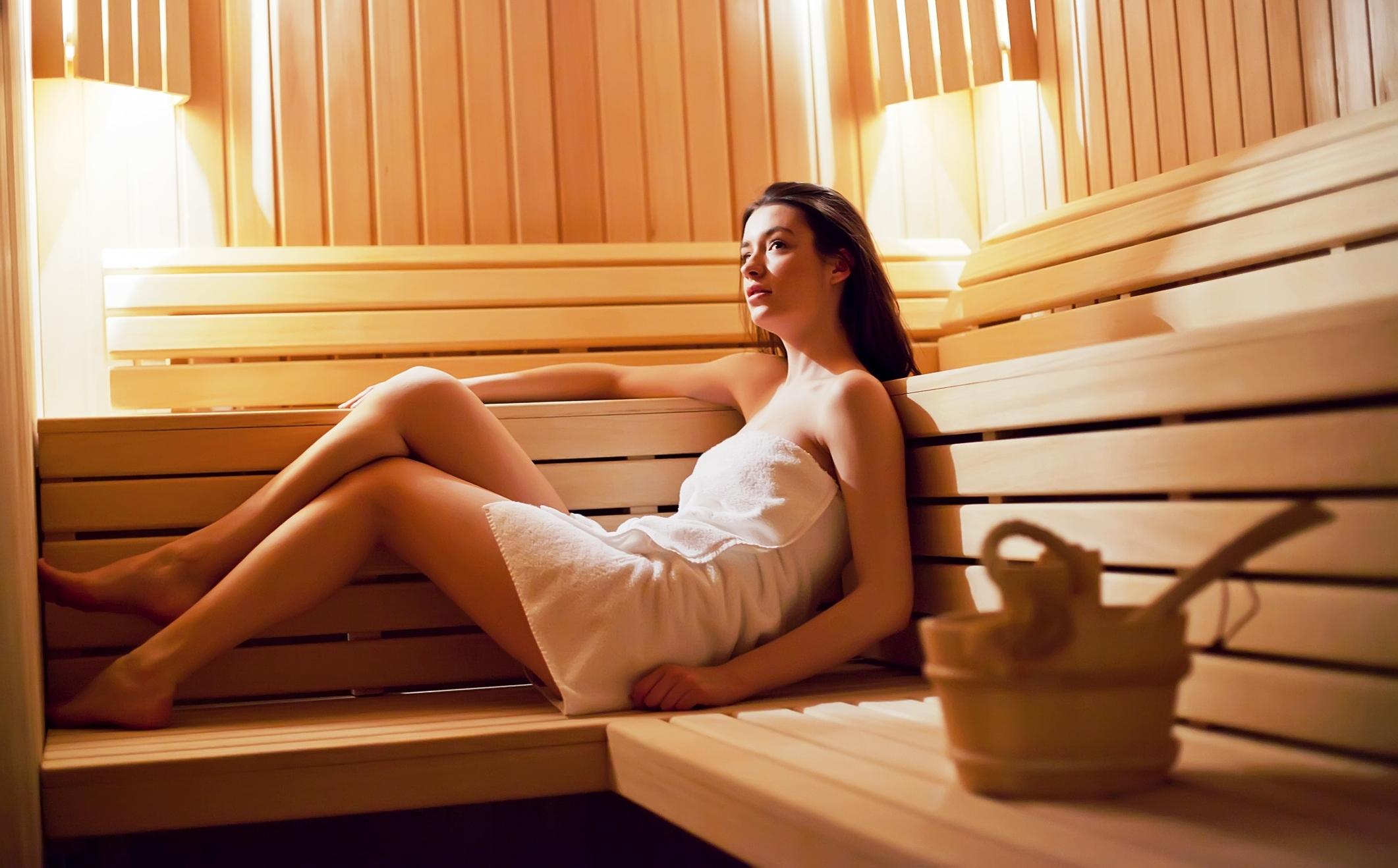 Cilat sëmundje parandalon sauna?