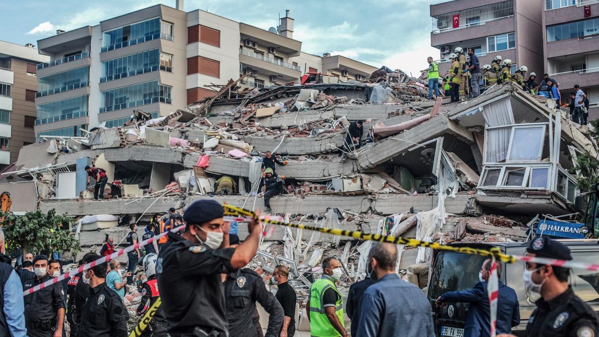 Tërmeti në Izmir, shkon në 58 numri i viktimave