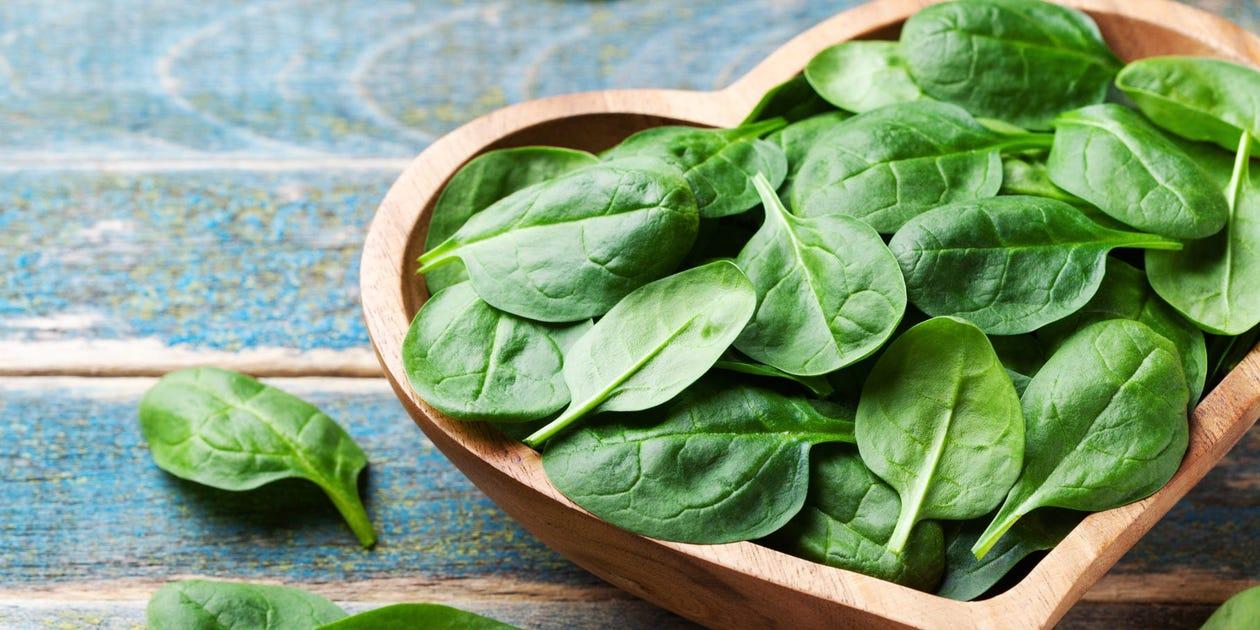 Përfitimet shëndetësore të spinaqit: Si ndikon tek zemra, sytë dhe truri