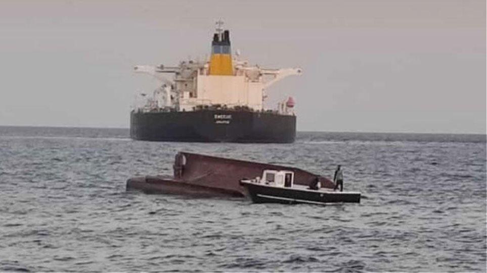 Incident në det, anija greke përplaset me turken