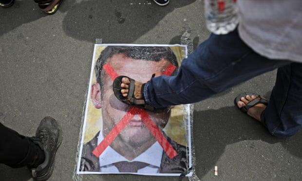 Franca të dërguar të posaçëm në vendet islame për të shpjeguar deklaratat e Macron