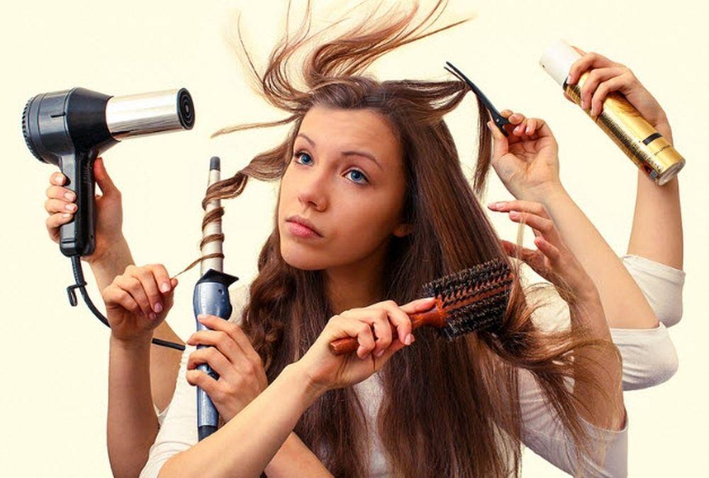 Tre gabimet katastrofike  që vazhdoni t'i bëni tek flokët tuaj