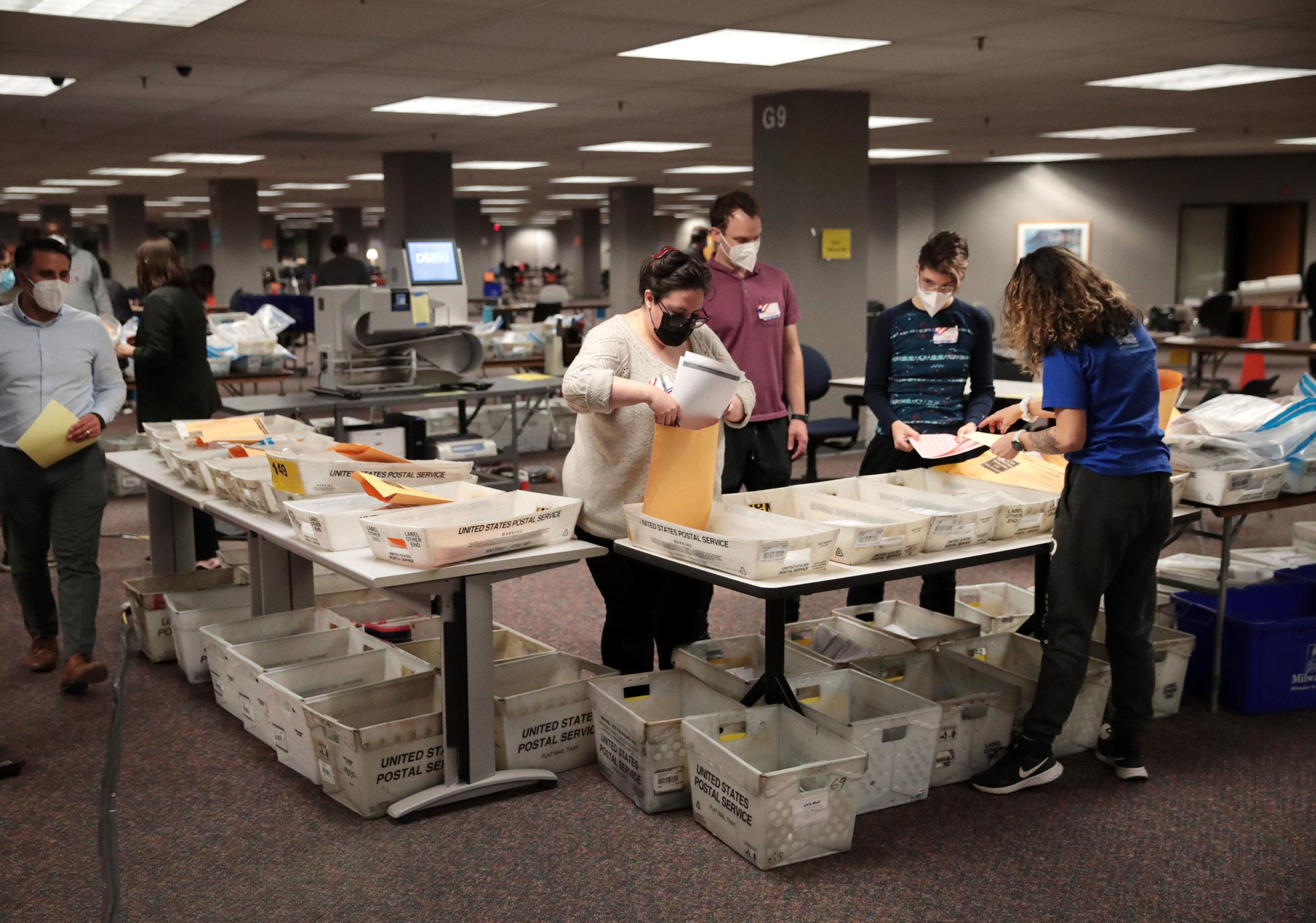 Zgjedhjet presidenciale, Komisioni zgjedhor i Wisconsin urdhëron zyrtarisht rinumërimin