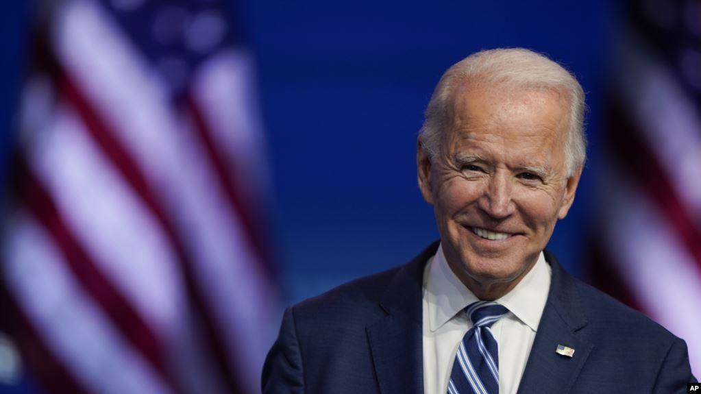 """Biden prezanton ekipin që është gati """"të udhëheqë botën"""""""