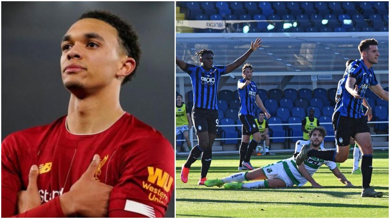 Alexander-Arnold: Atalanta super, ekipet italiane gjithmonë të vështira