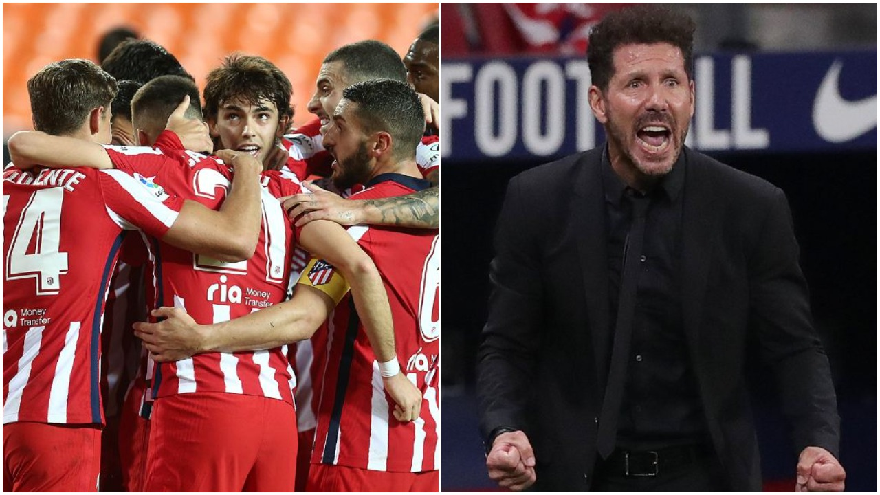Simeone: Dominuam në një fushë ku humbi Reali, Suarez lideri ynë