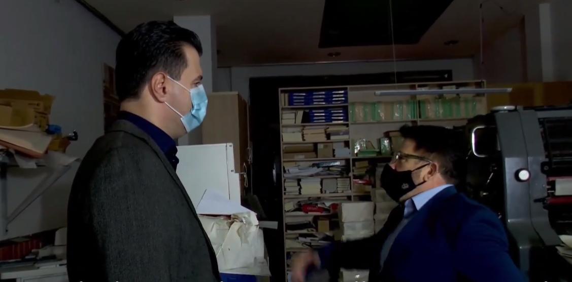 """""""Kam falimentuar"""", Basha takim me biznesmenin në Tiranë: Qytetarëve u duhet 1 qeveri që punon për ta"""