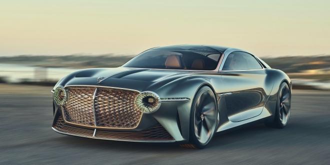 Bentley zbulon planet, tërësisht elektrik deri në vitin 2030