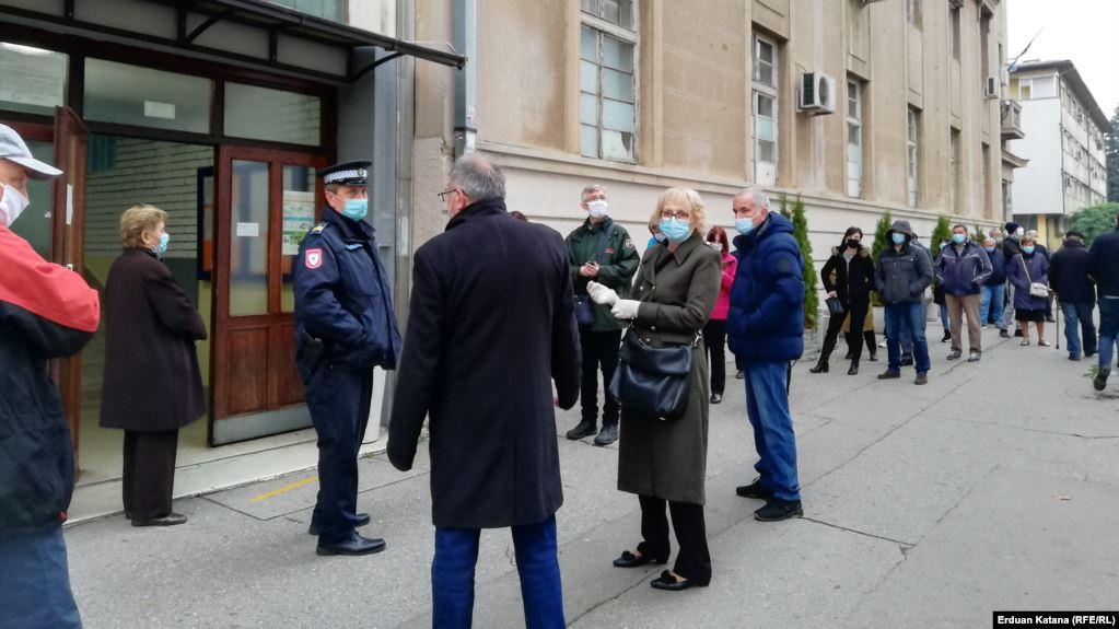 Zgjedhjet në Bosnje: Izetbegoviç humb Sarajavën ndërsa Dodiku Banja Llukën