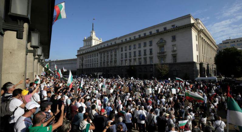 Parlamenti bullgar refuzon projektin për një Kushtetutë të re