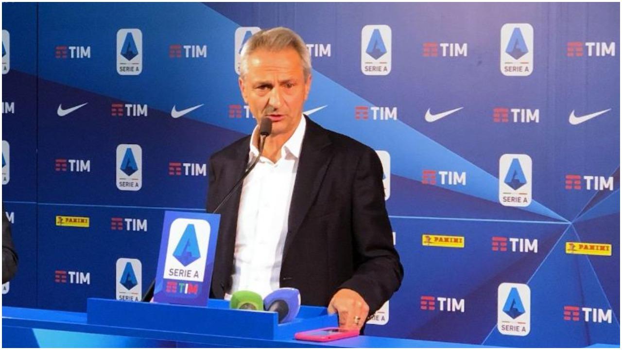 """""""Serie A do të humbasë 600 milion euro"""", presidenti zbulon faturën e hidhur"""