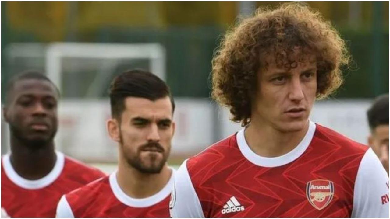 Sherri me David Luiz tek Arsenali, vjen reagimi i Dani Ceballos
