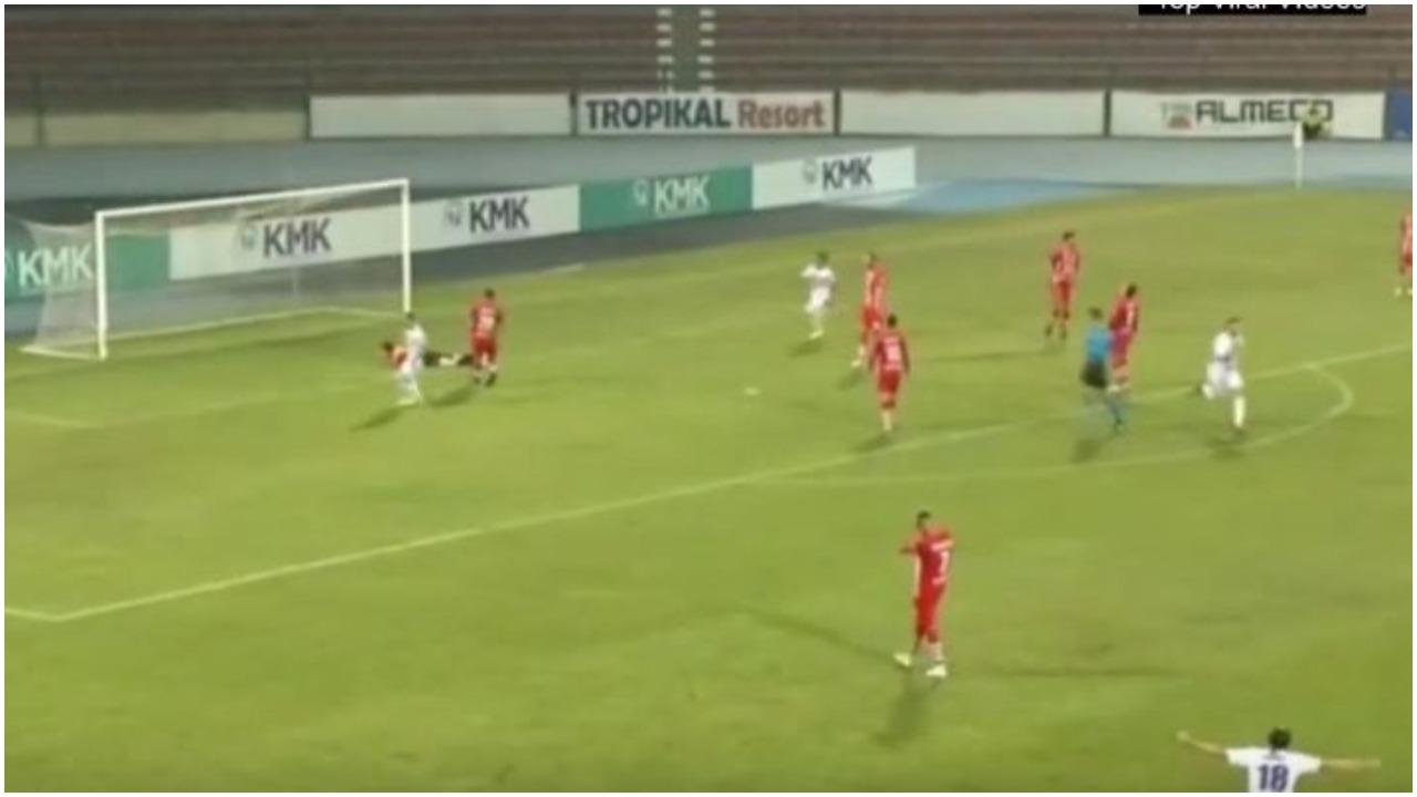 PJESA E PARË/ Dy gola në Korçë, kuqeblutë e Brdaric të papërmbajtshëm (VIDEO)