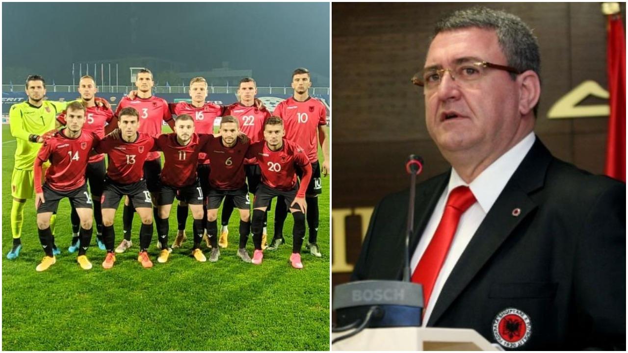 Fitorja kuqezi në Prishtinë, Duka uron Shqipërinë U21 për ecurinë pozitive