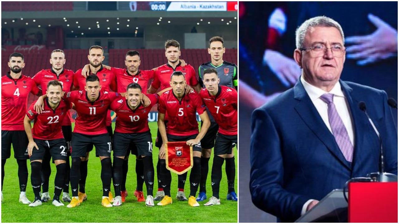 """""""Ta nisim me fitore"""", Duka: Lejohen vetëm mitingjet, Anglia vjen një herë në 20 vjet"""