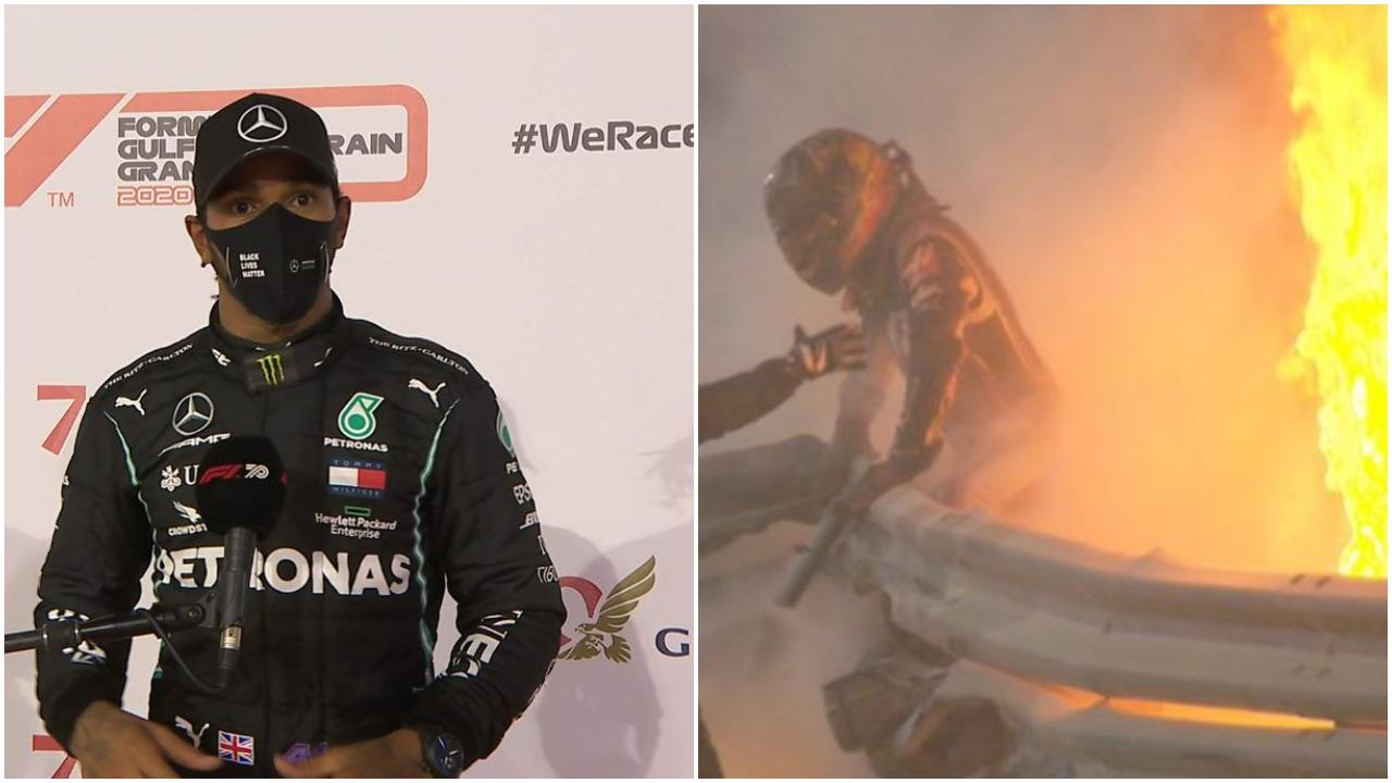 Pa vdekjen me sy, Grosjean: Tre fëmijët më dhanë forcë për të dalë nga makina