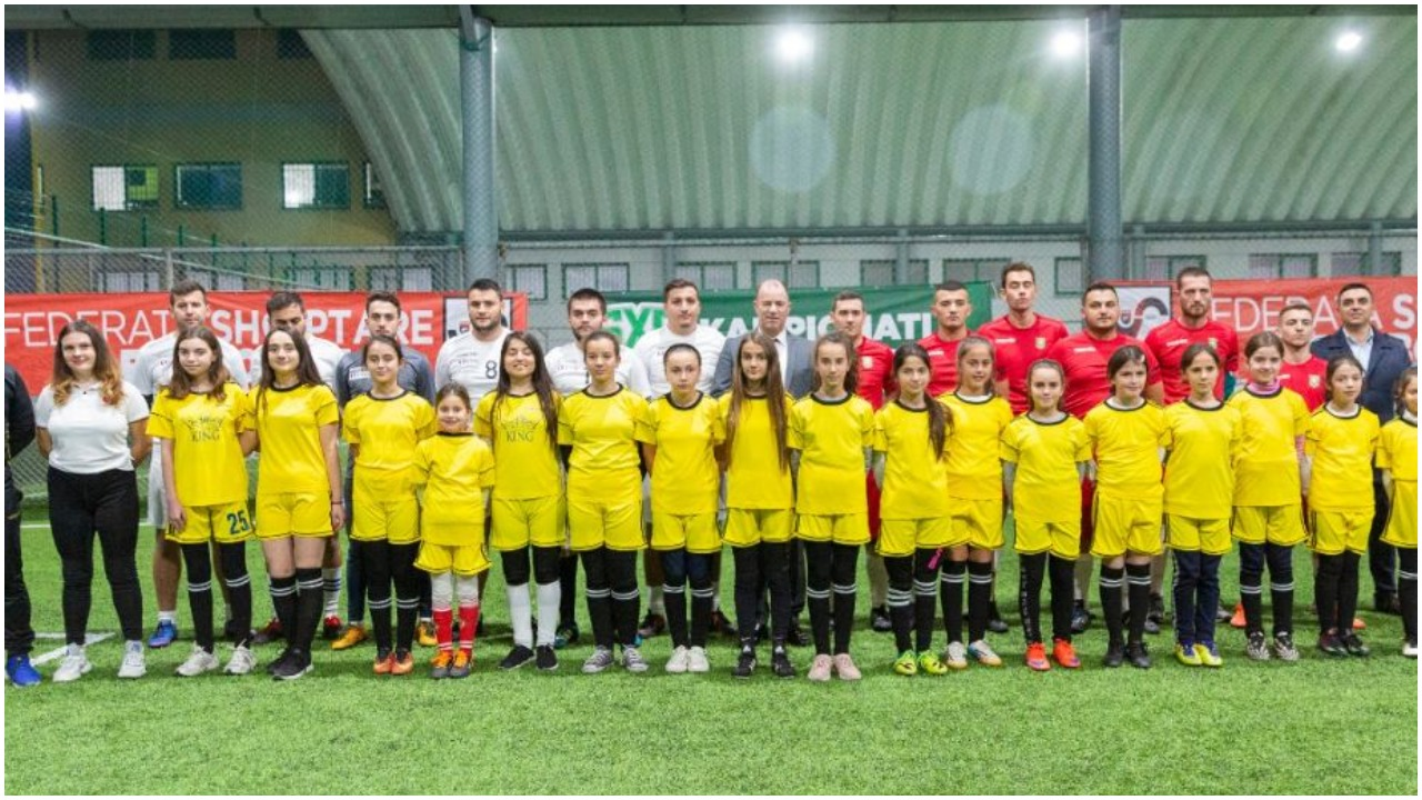 Nis Kampionati Kombëtar i Futbollit 5×5, Shulku: Do jetë turne kompetitiv!