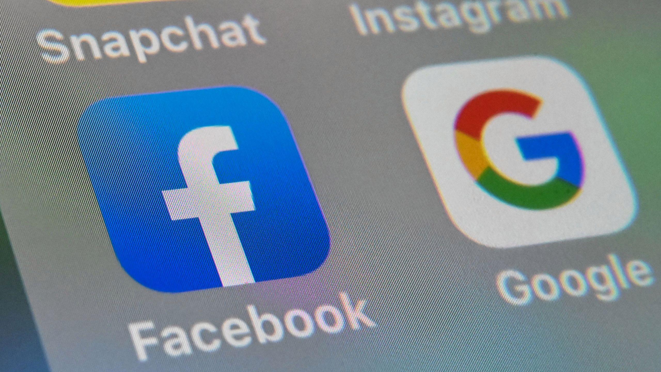 Keqinformim mbi zgjedhjet, Facebook dhe Google ndalojnë reklamat elektorale