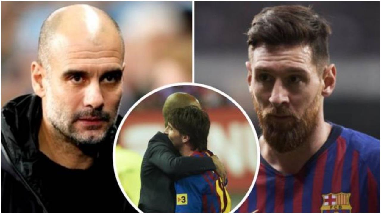 Guardiola: Jam tifoz i Barcelonës, dua që Messi ta mbylle karrierën atje