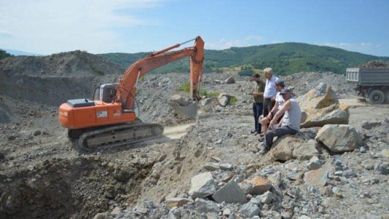 Nga varreza në Serbi deri te vendi i krimit të luftës në Kosovë