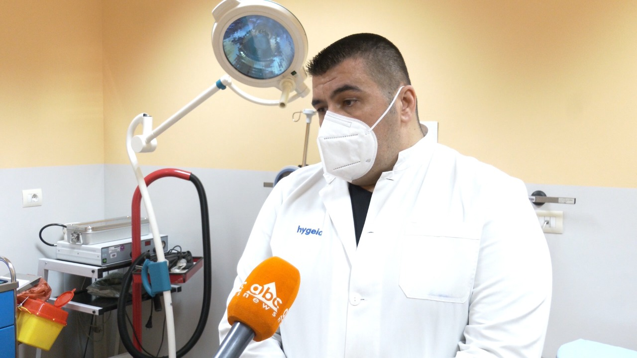 Urgjenca e spitalit Hygeia përshtat punën me situatën e COVID, koordinatori: Jemi në shërbim