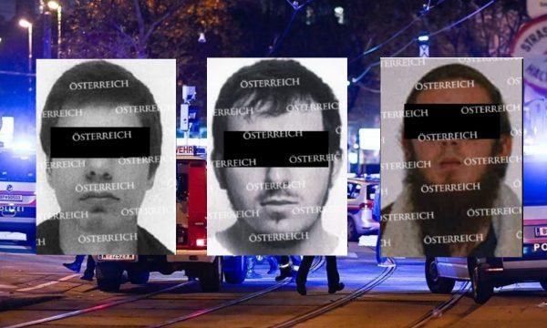 Dalin fotot e 3 shqiptarëve që terrorizuan Vjenën