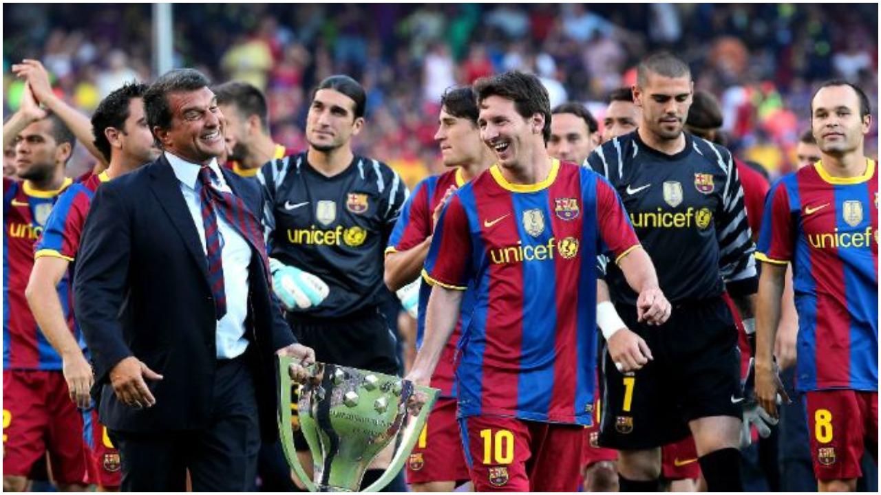 Interesimi për Messin, Laporta: Sjellje aspak korrekte, PSG po na destabilizon