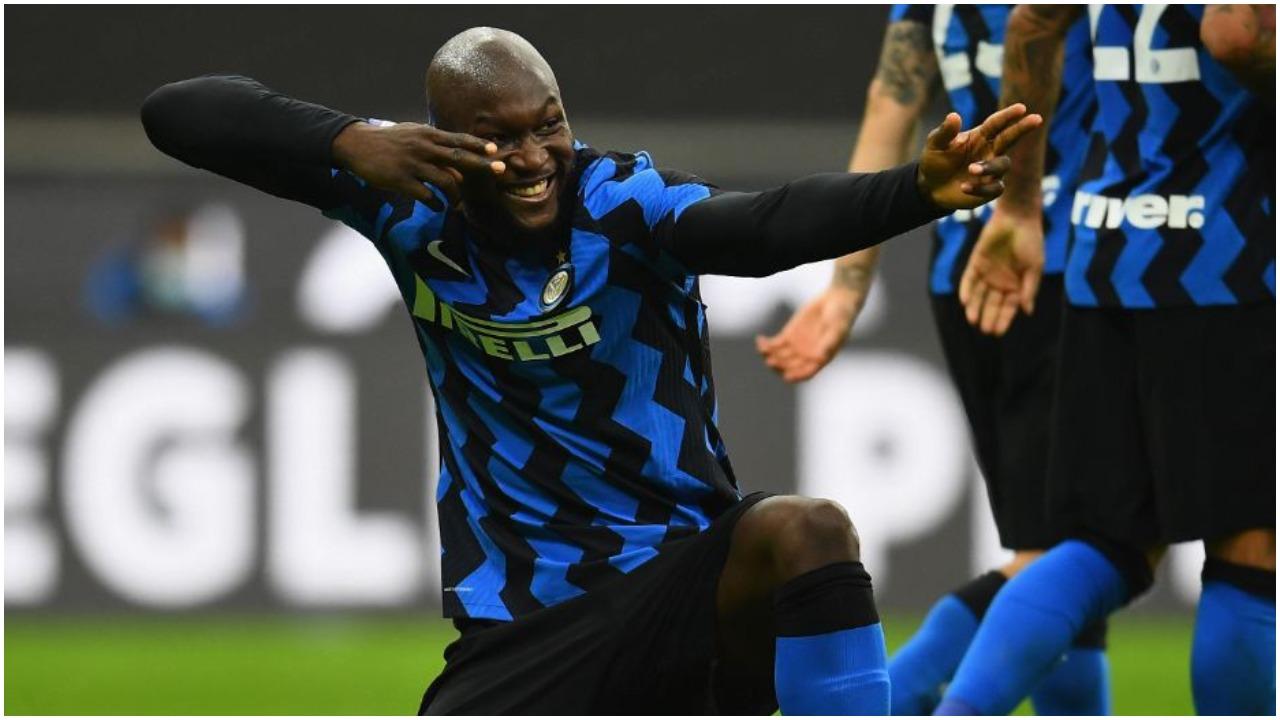 Sirena angleze për Lukakun, bomberi i Interit mund të rikthehet në Manchester