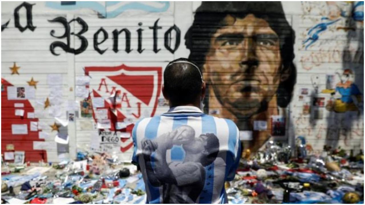 """""""Çfarë e vrau Maradonën"""", dokumentari që zbulon detajet e vdekjes së Diegos"""