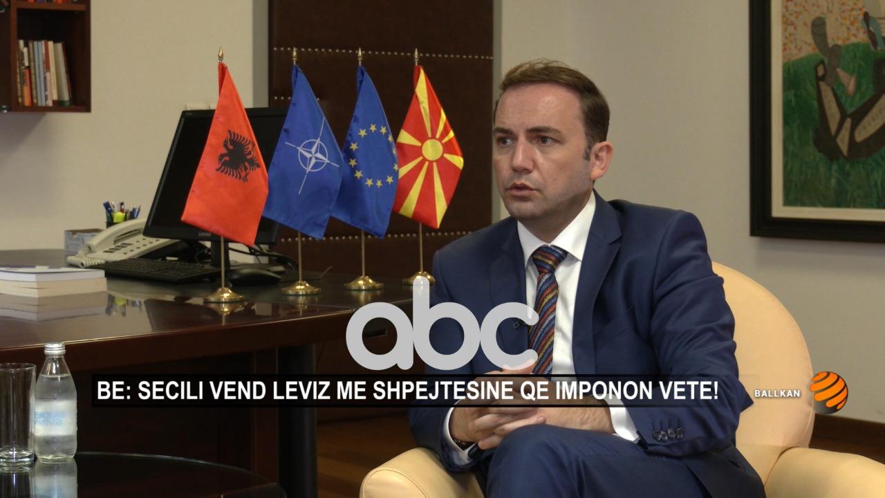 Negociatat paketë me Tiranën? Ministri i Jashtëm i Maqedonisë: Tani ndahemi, secili më vete
