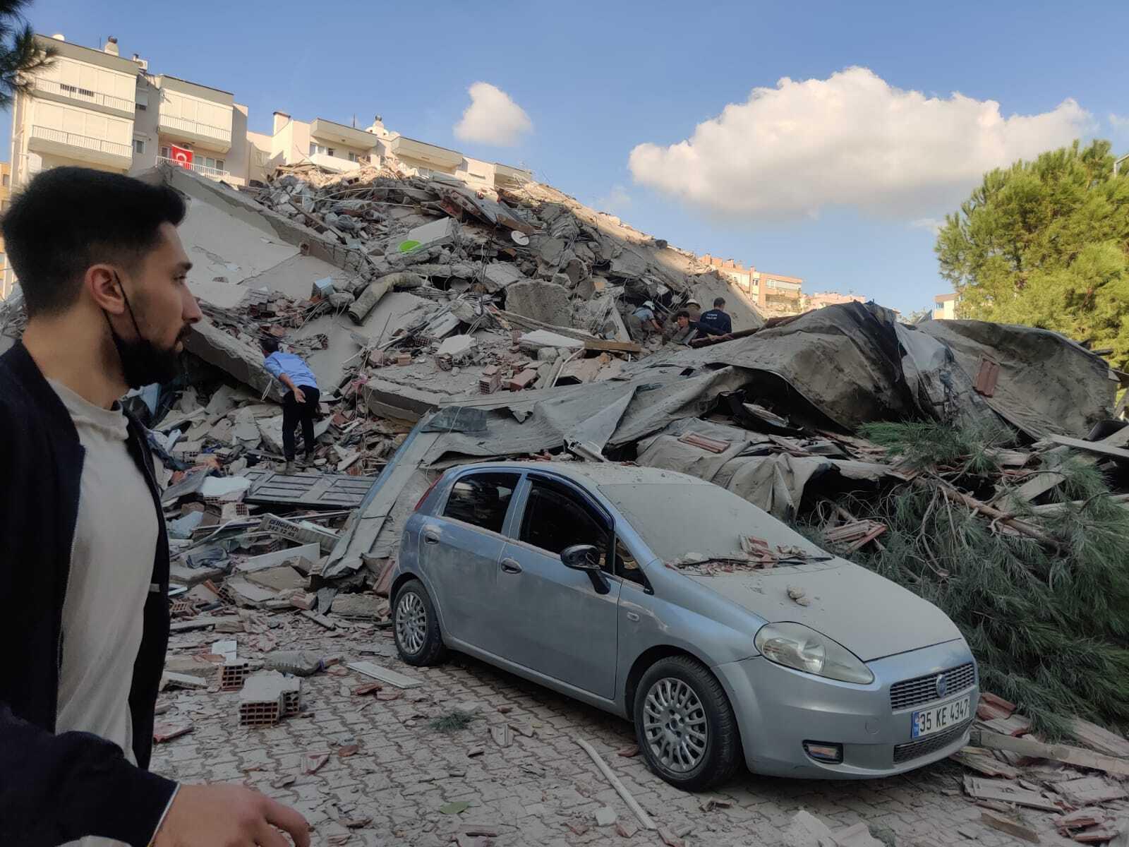 Shkon në 83 numri i personave që kanë humbur jetën si pasojë e tërmetit në Turqi
