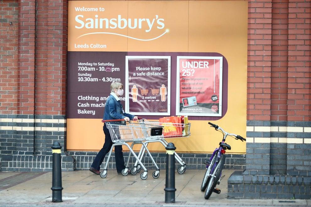 Qeveria britanike: Supermarketet, vendet më të zakonshme të ekspozimit ndaj Covid