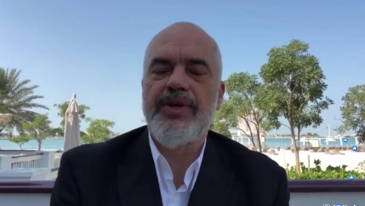 Rama flet nga Abu Dabi: Firmosim marrëveshjen për ndërtimin 2000 apartamenteve në Durrës