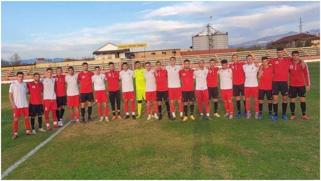 VIDEO/ Vendosin golat e sulmuesve, fiton edhe Shqipëria U21 e Bushit