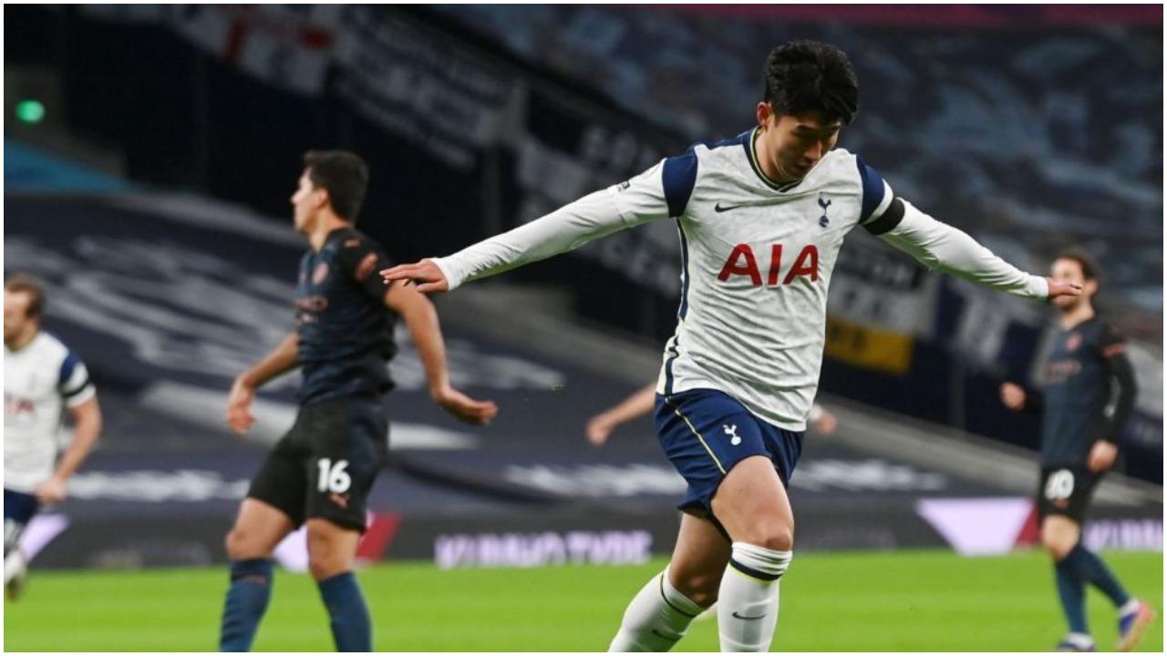 VIDEO/ Son-Heung Min i papërmbajtshëm, Spurs ndëshkojnë Manchester City