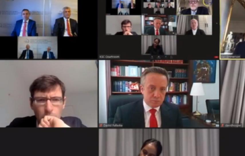 Avokati i Thaçit në Hagë: Nisja e gjykimit në qershor është absurde, duhej bërë vitin tjetër