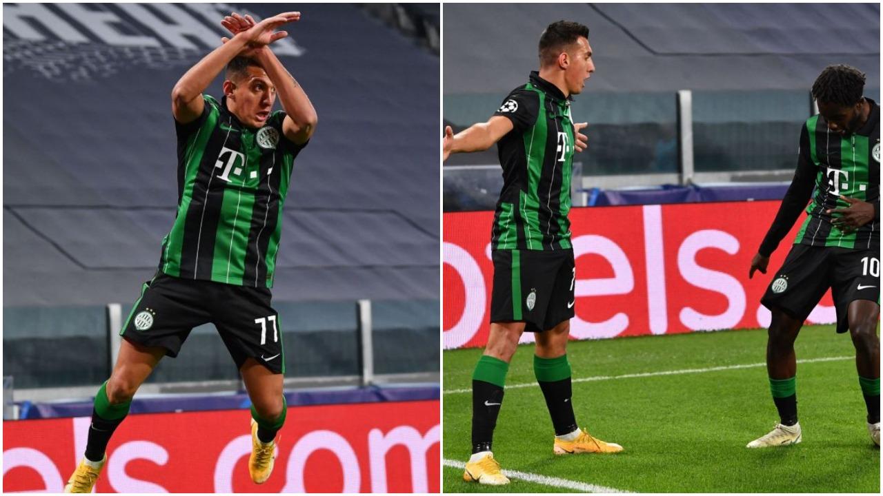 Uzuni: Zgjodha Ferencvaros për vetëm një arsye, dua të kap 15 gola