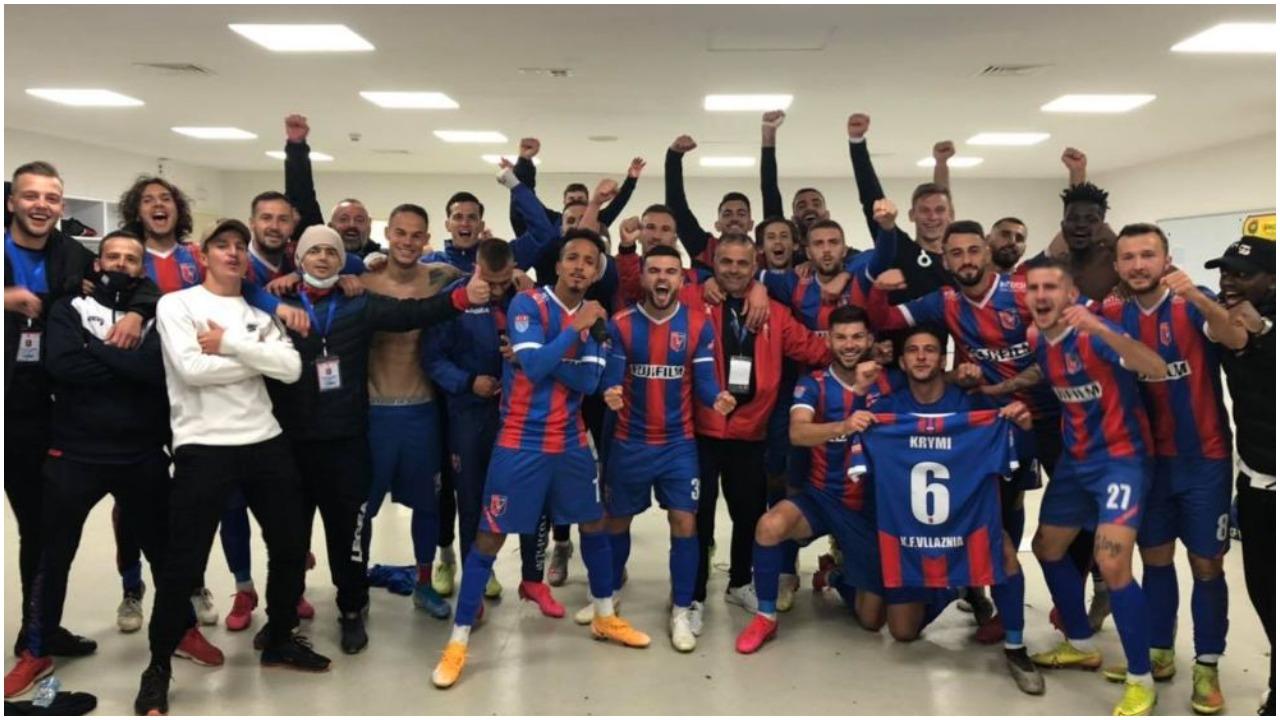 Lajm i keq në momentin më të mirë, Vllaznia humbet goleadorin e ekipit