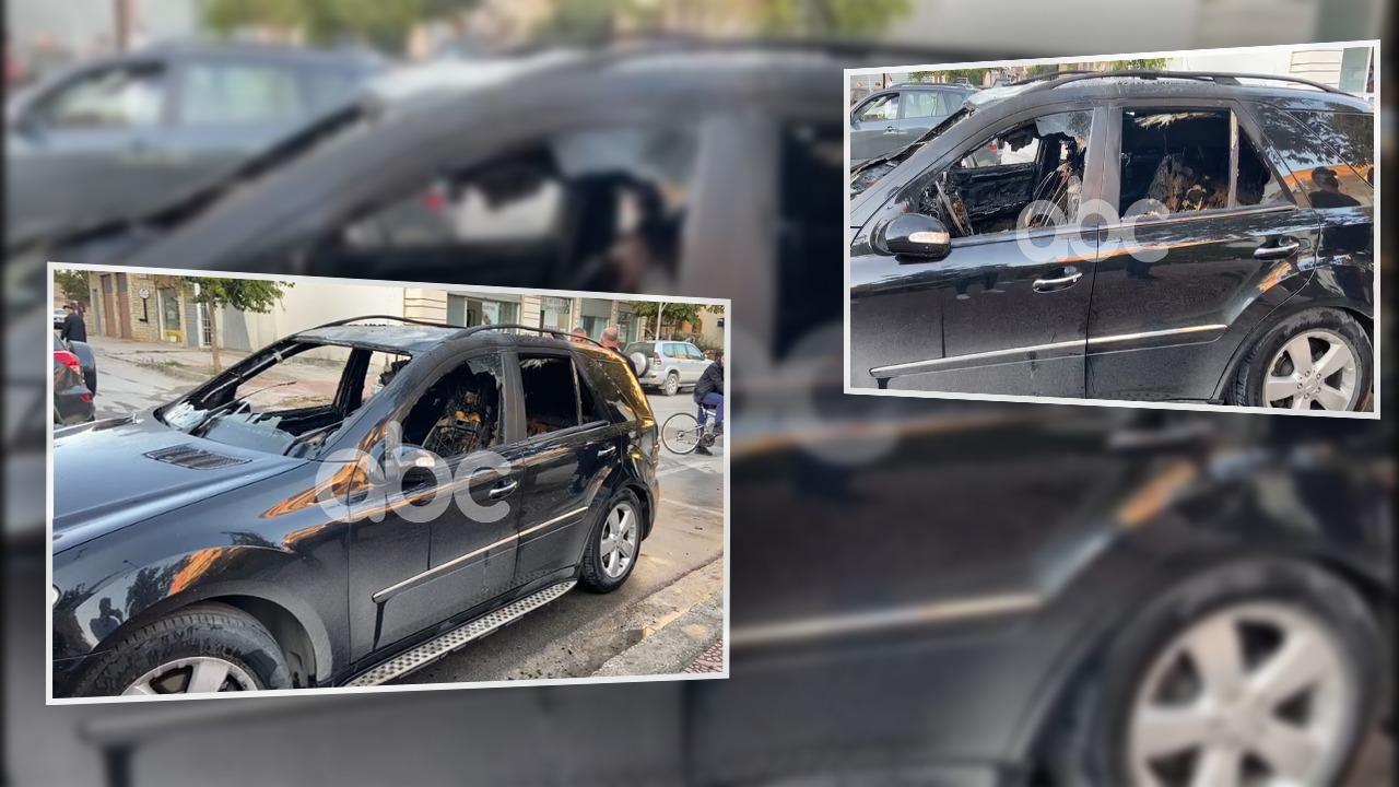 """VIDEO/ Digjet """"Benz-i ML"""" në Vlorë"""